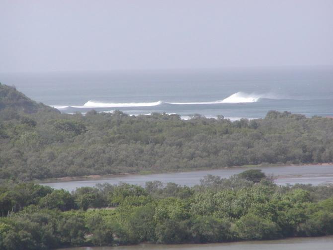 Latest webcam image - Popoyo