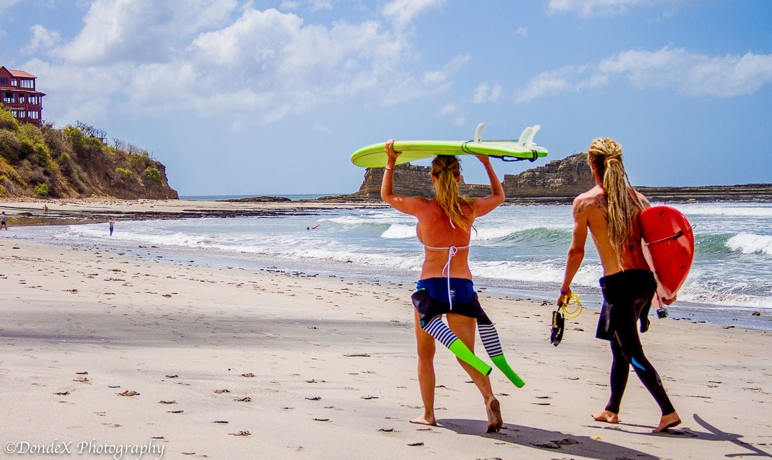 keys to becoming a surfer